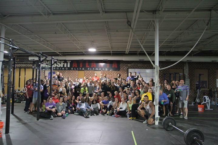 CrossFit Atlanta cover