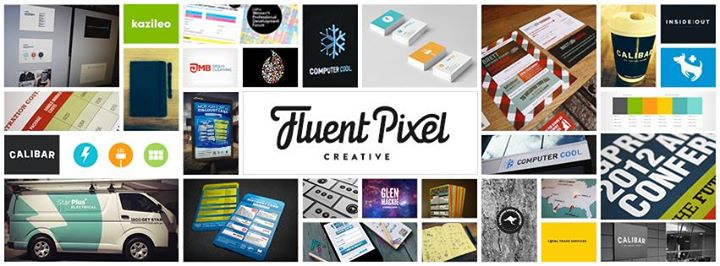 Fluent Pixel cover