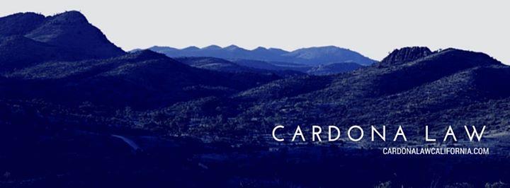 Cardona Law cover