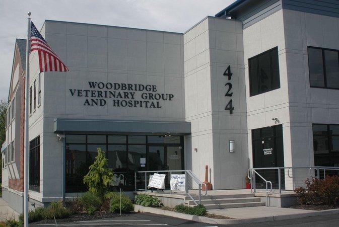 Woodbridge Veterinary Group cover