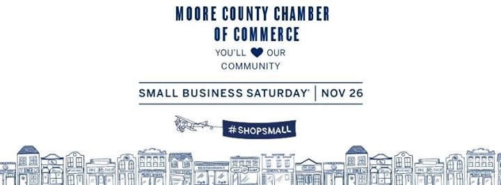 Moore County Chamber of Commerce cover