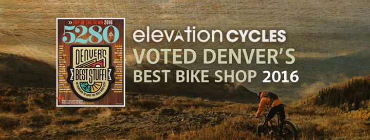Elevation Cycles Denver cover