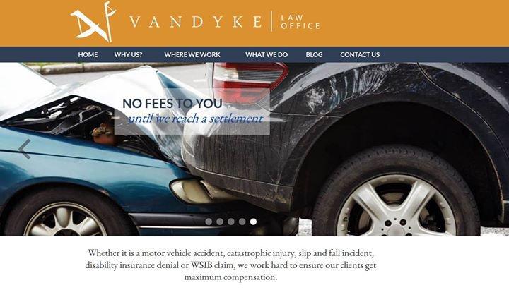 Van Dyke Law cover