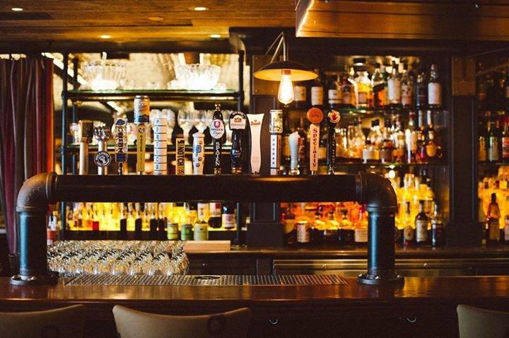 PARK Restaurant and Bar cover