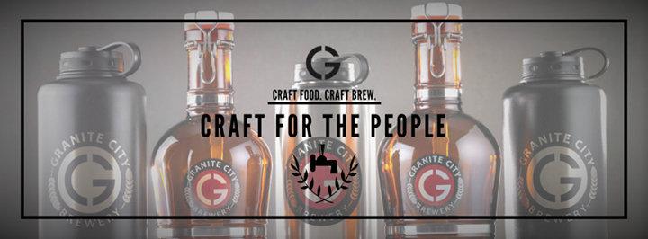 Granite City Food & Brewery cover