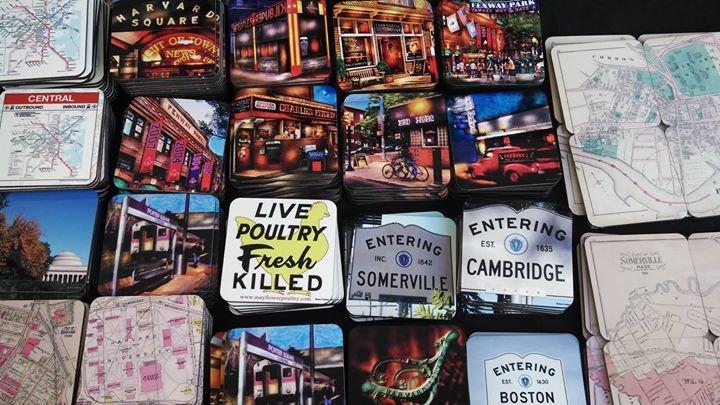 Boston Coasters cover