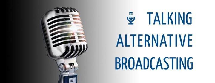 Talking Alternative Broadcasting cover