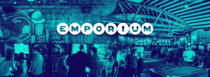Emporium Chicago - Arcade Bar Venue cover