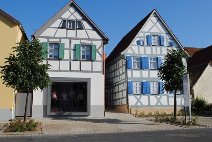 Levi Strauss Museum Buttenheim cover