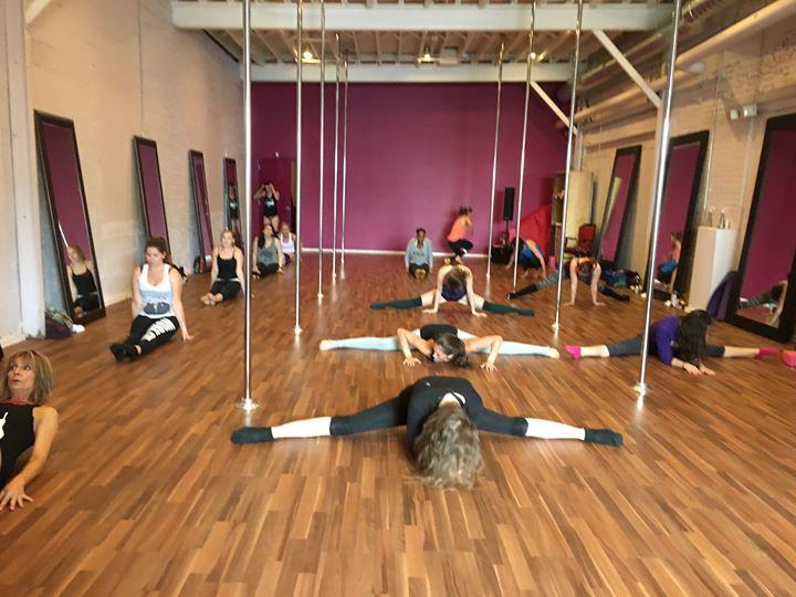 Tease Studio-Denver's Hottest Pole Fitness Studio cover
