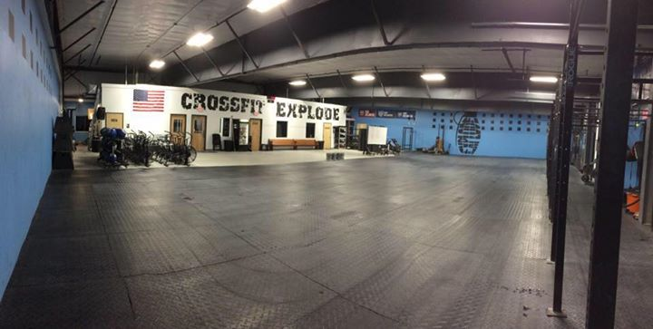 CrossFit Explode cover