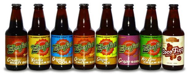 Zuberfizz - Durango Soda Company Inc. (Unofficial Fan Page) cover