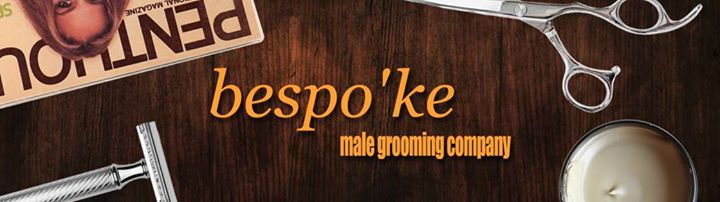 Bespo'ke male grooming cover