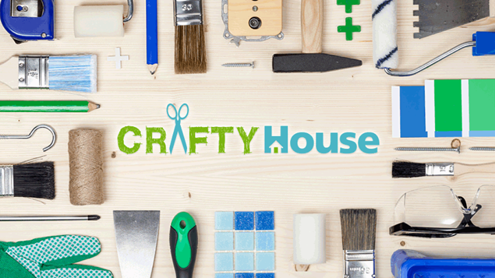 Crafty House cover