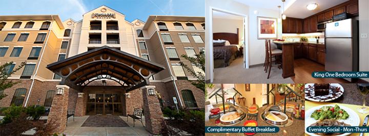Staybridge Suites Charleston-Ashley Phosphate cover