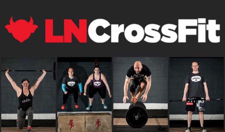 LN CrossFit in Lincoln cover