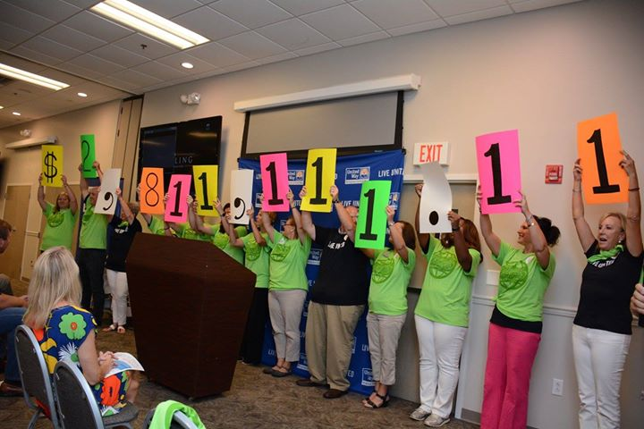 Wiregrass United Way cover