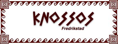 Knossos Gresk Restaurant Fredrikstad cover
