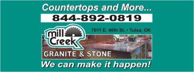 Mill Creek Granite & Stone cover
