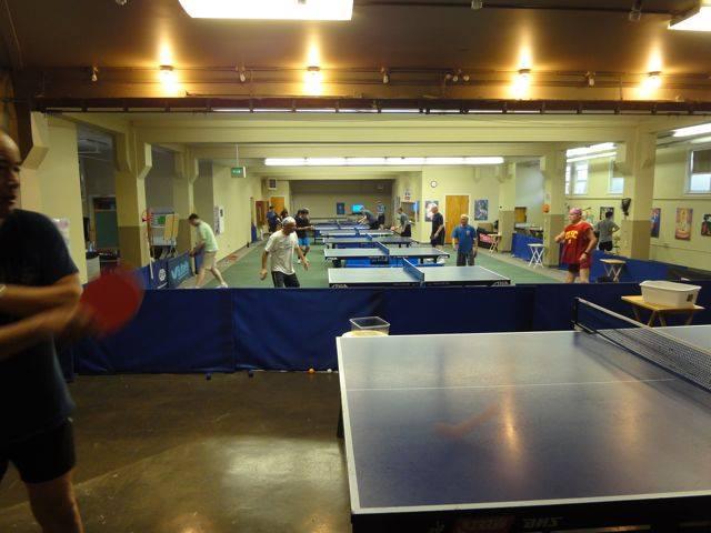 Portland Table Tennis Club Portland United States
