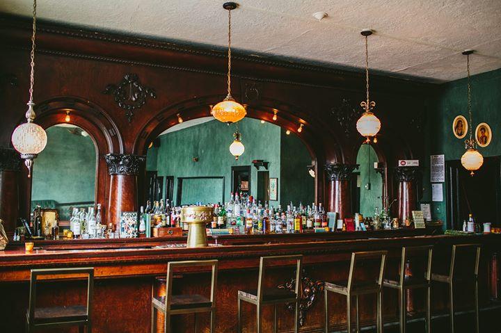 Fort Greene Bar cover