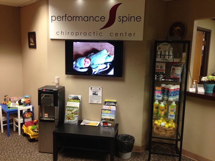 Performance and Spine Chiropractic Center, LLC cover