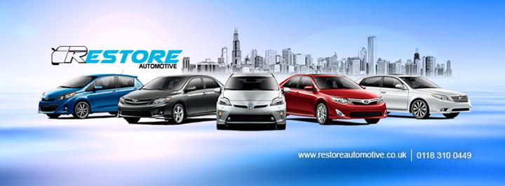 Restore Automotive Ltd cover