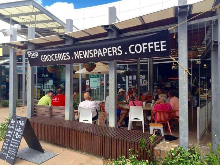 The shop coolum cover