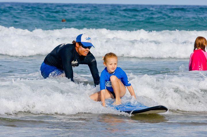 Coolum Surfing School cover