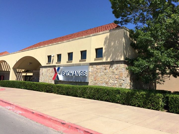 Ft. Sill Main Exchange cover