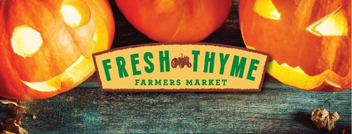 Fresh Thyme Farmers Markets cover