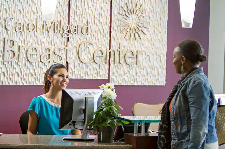 Carol Milgard Breast Center cover