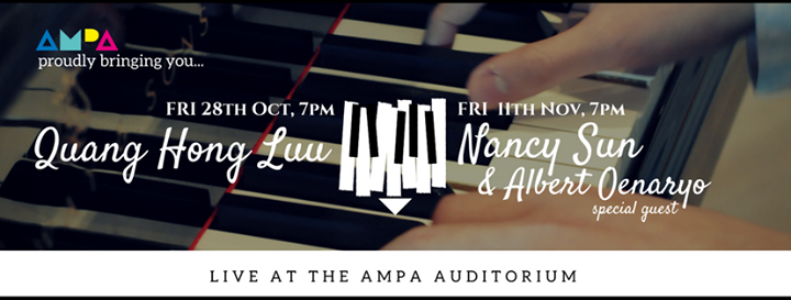Academy of Music and Performing Arts - AMPA cover