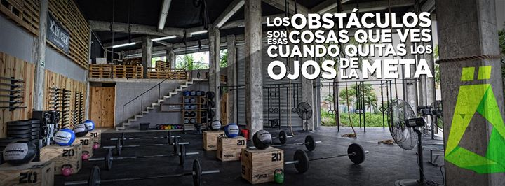 Mobius CrossFit cover