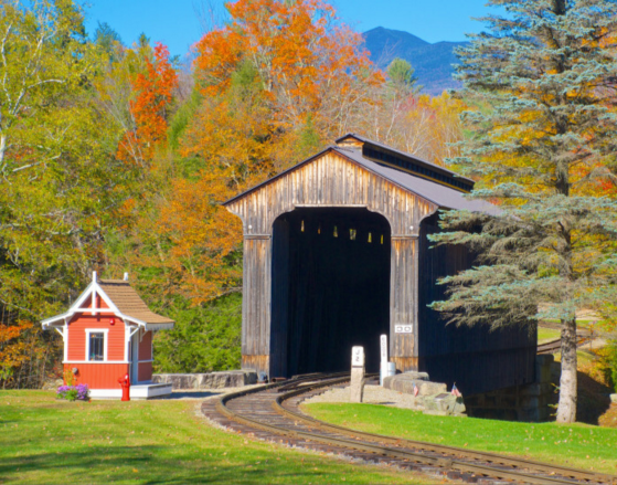 White Mountain Central Railroad cover