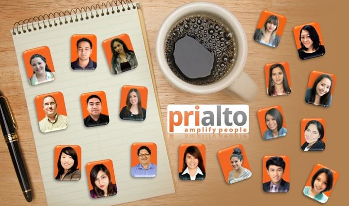 Careers at Prialto cover