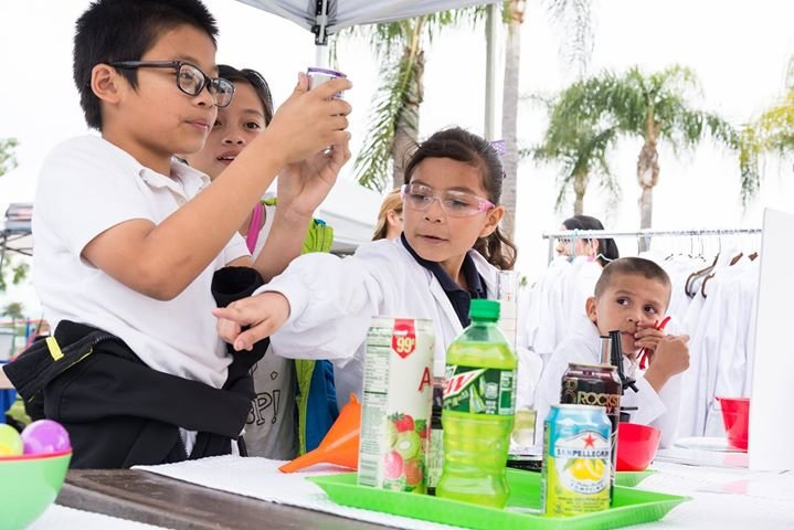 San Diego Festival of Science & Engineering cover