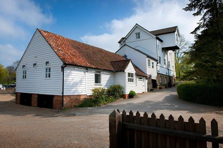 Little Hallingbury Mill cover