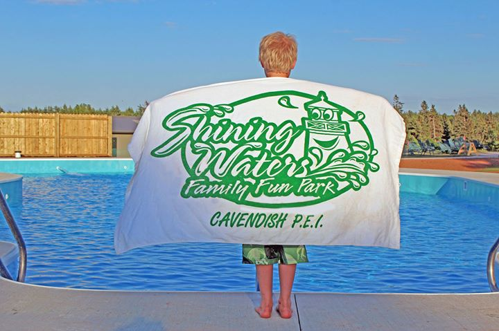 Shining Waters Family Fun Park cover