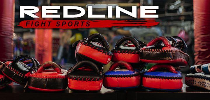 Redline Fight Sports cover