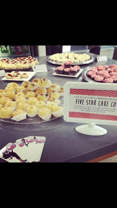 Five Star Cake Co. cover
