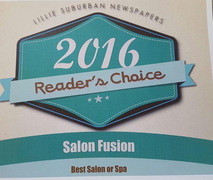 Salon Fusion, LLC cover