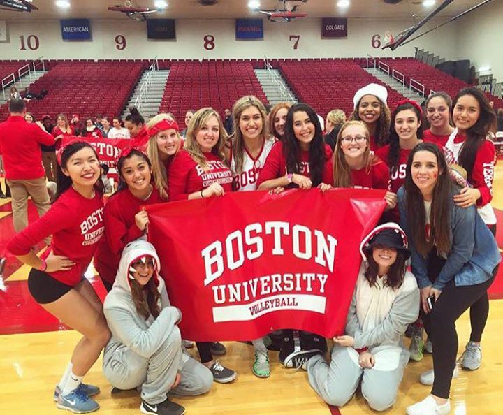 Boston University Women's Club Volleyball cover