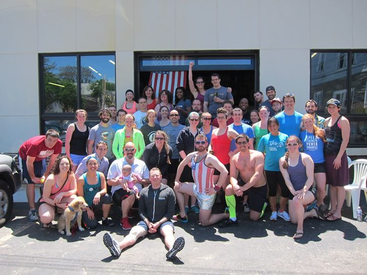 Commonwealth CrossFit cover