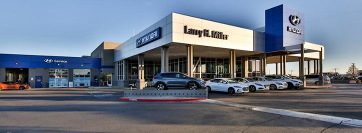 Larry H. Miller Hyundai Albuquerque cover