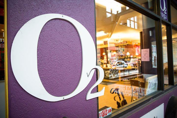 O2 Yoga Studio cover