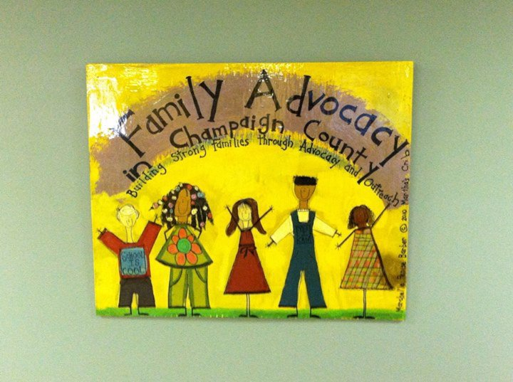 Family Advocacy in Champaign County cover
