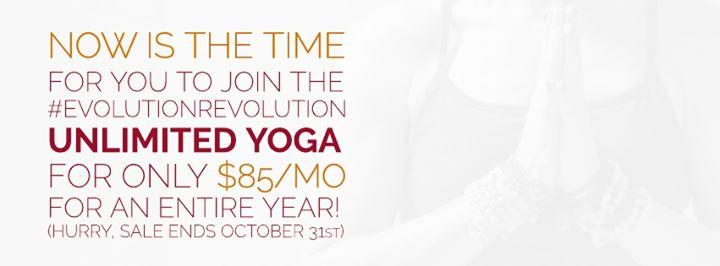 Evolve Yoga and Wellness Center cover