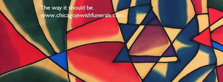 Chicago Jewish Funerals cover