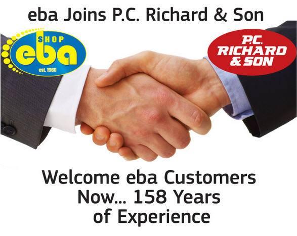 EBA Appliance World cover